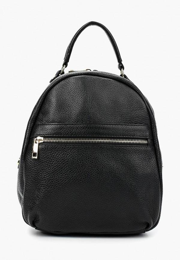 женский рюкзак giulia massari, черный