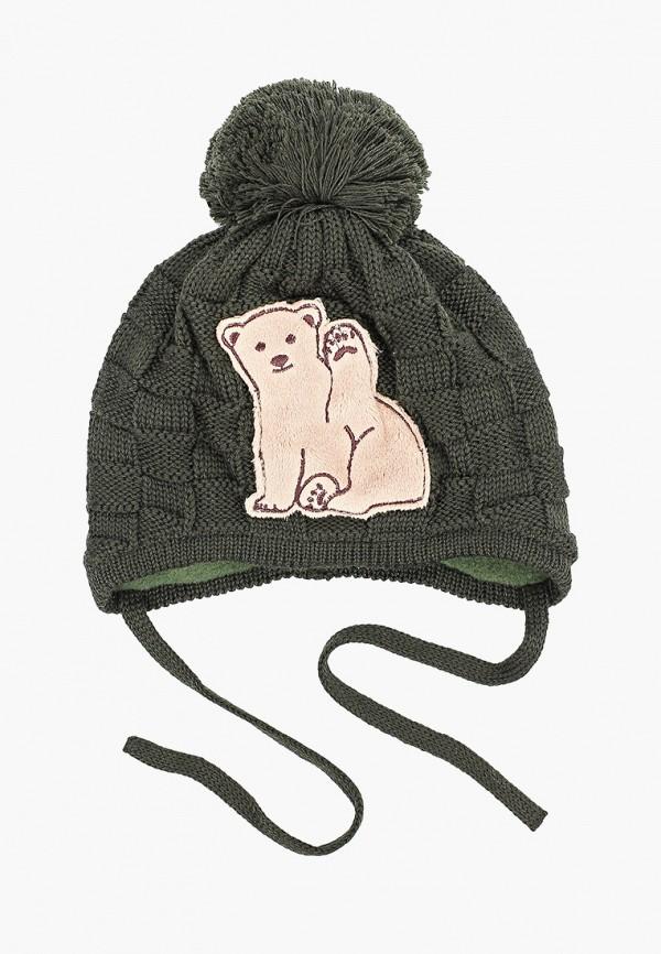 шапка giamo для мальчика, хаки