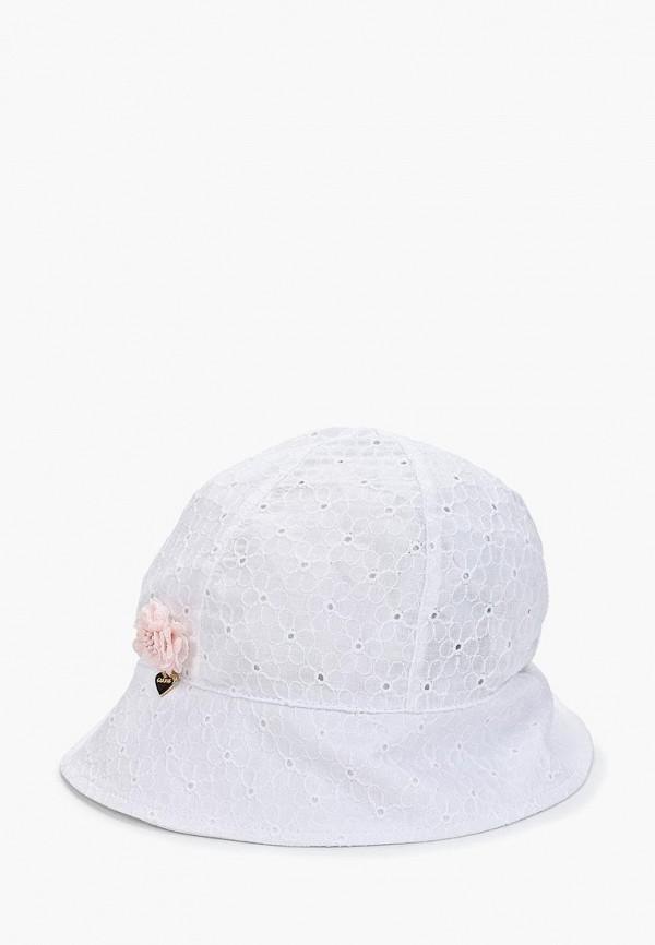панама giamo для девочки, розовая