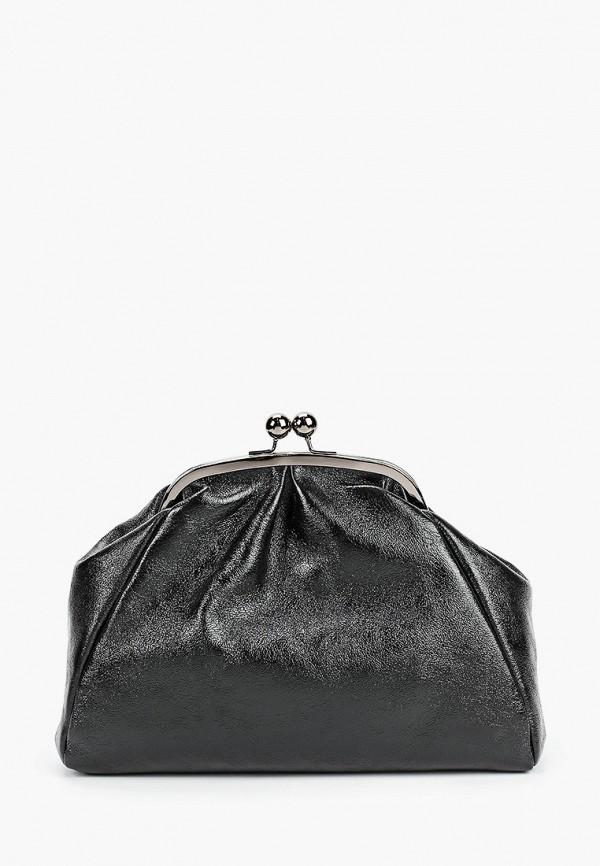 женская сумка giulia monti, черная