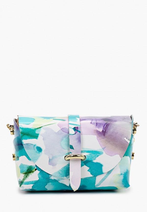 женская сумка giulia monti, разноцветная