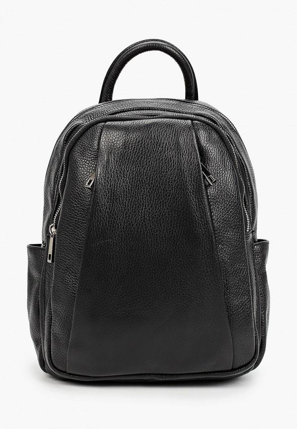 женский рюкзак giulia monti, черный