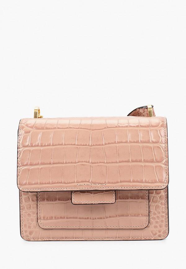 Сумка Gianni Chiarini розового цвета