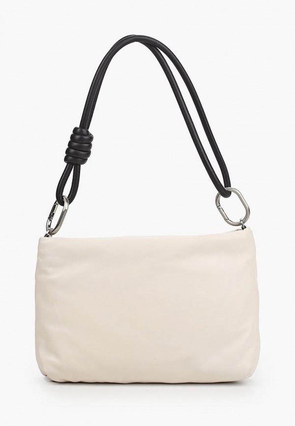 женская сумка gianni chiarini, белая