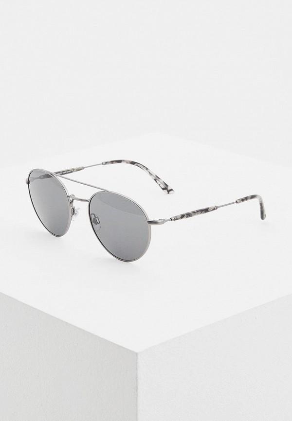 Купить Очки солнцезащитные Giorgio Armani серого цвета