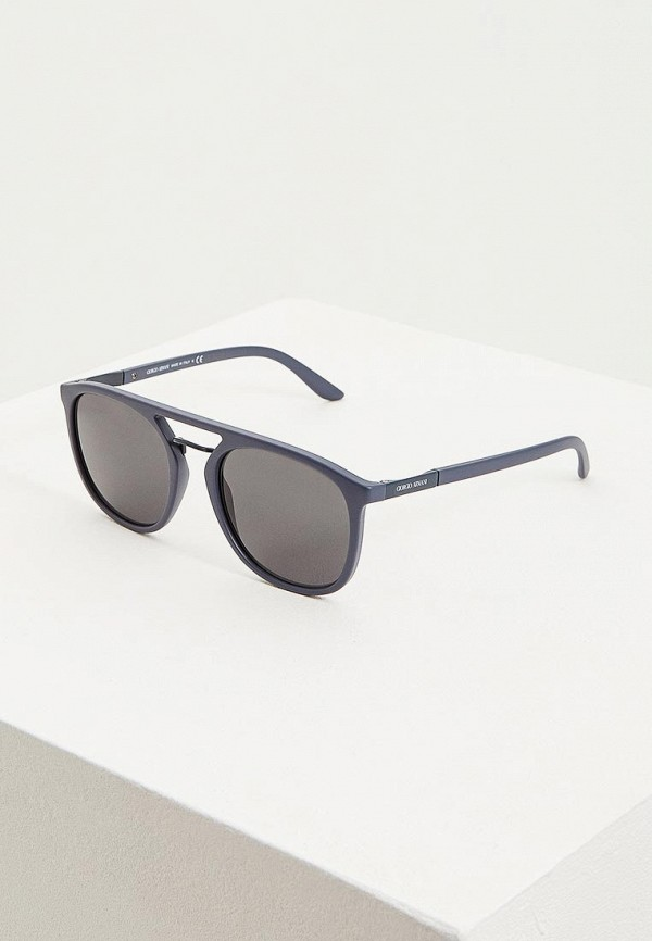 Очки солнцезащитные Giorgio Armani Giorgio Armani GI636DMEMVT6 очки солнцезащитные giorgio armani giorgio armani gi636dmddnz1