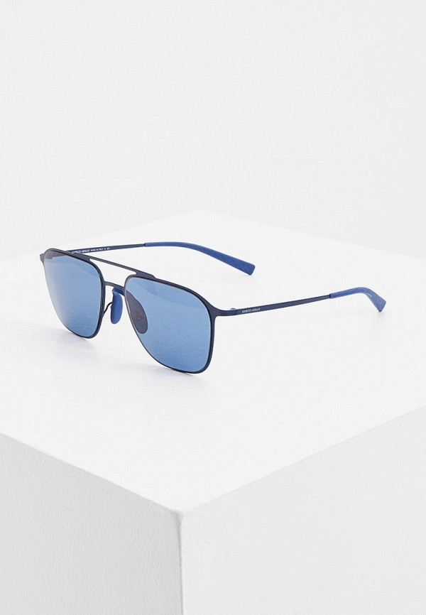 мужские солнцезащитные очки giorgio armani, синие