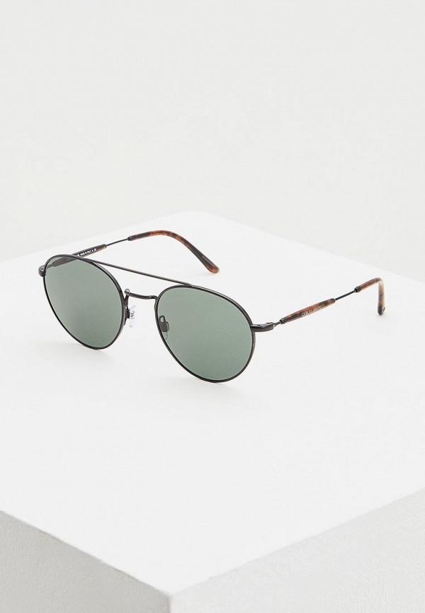 Круглые и овальные очки Giorgio Armani