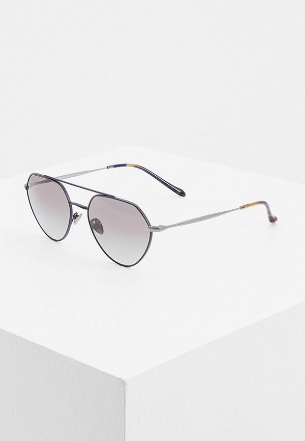 женские солнцезащитные очки giorgio armani, серые