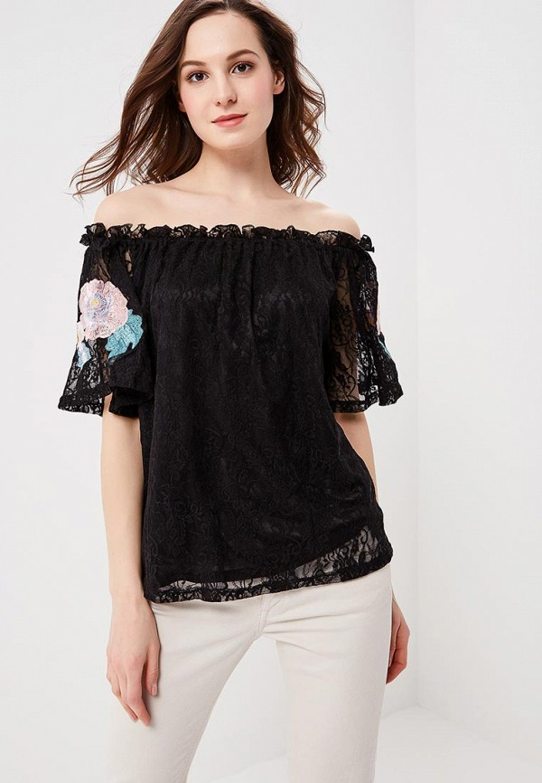 Блуза Glamorous Glamorous GL008EWADAO7 блуза glamorous glamorous gl008ewadax1