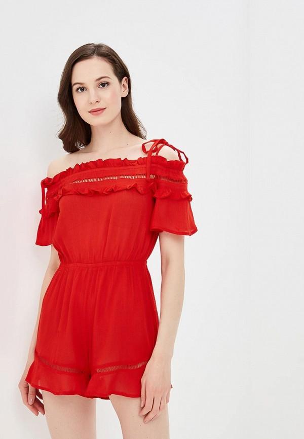 Комбинезон Glamorous Glamorous GL008EWADAW4 блуза glamorous ck4122 light pink gingham