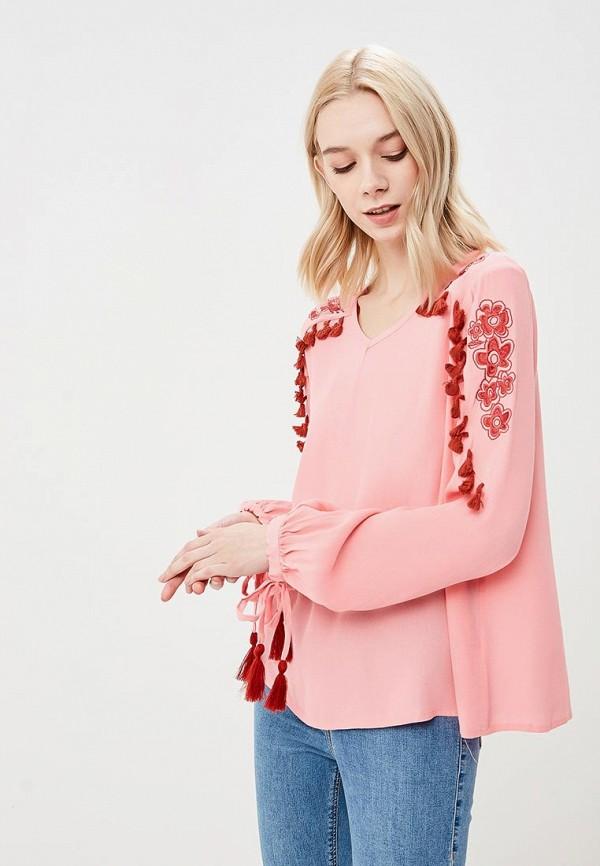 Блуза Glamorous Glamorous GL008EWADAW5 блуза glamorous ck4122 light pink gingham