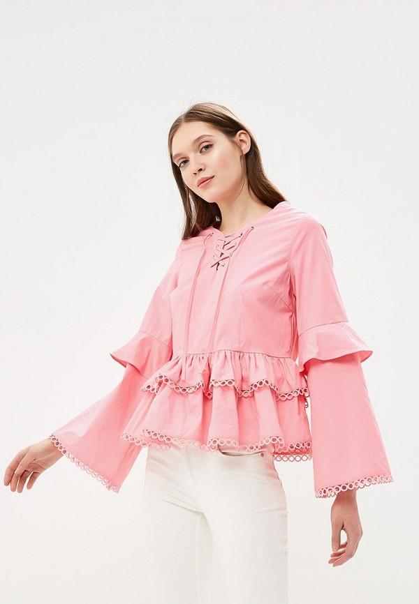 Блуза Glamorous Glamorous GL008EWBCWA2 блуза glamorous glamorous gl008ewadax1