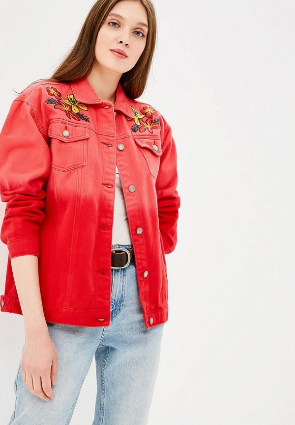 все цены на Куртка джинсовая Glamorous Glamorous GL008EWBCWA6