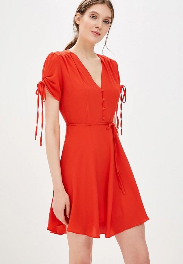 Платье Glamorous Glamorous GL008EWBCWB1 платье glamorous hp0093 coral