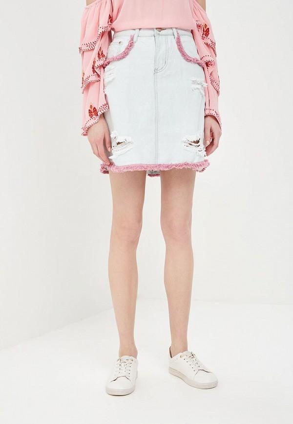 Юбка Glamorous Glamorous GL008EWBCWB6 блуза glamorous ck4122 light pink gingham