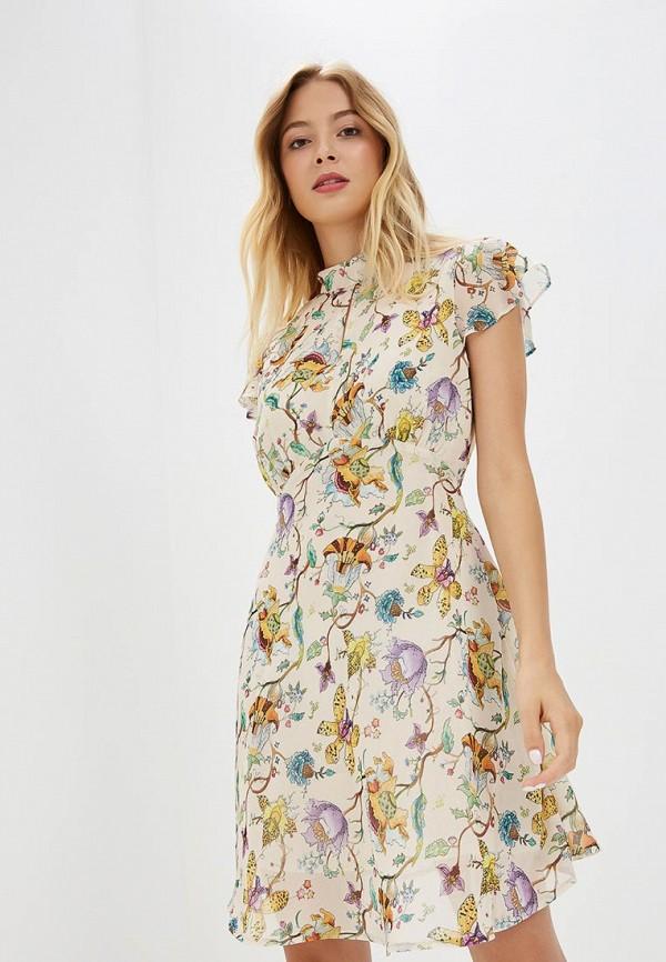 Платье Glamorous Glamorous GL008EWCBOS7 платье glamorous ck4723 blue grey