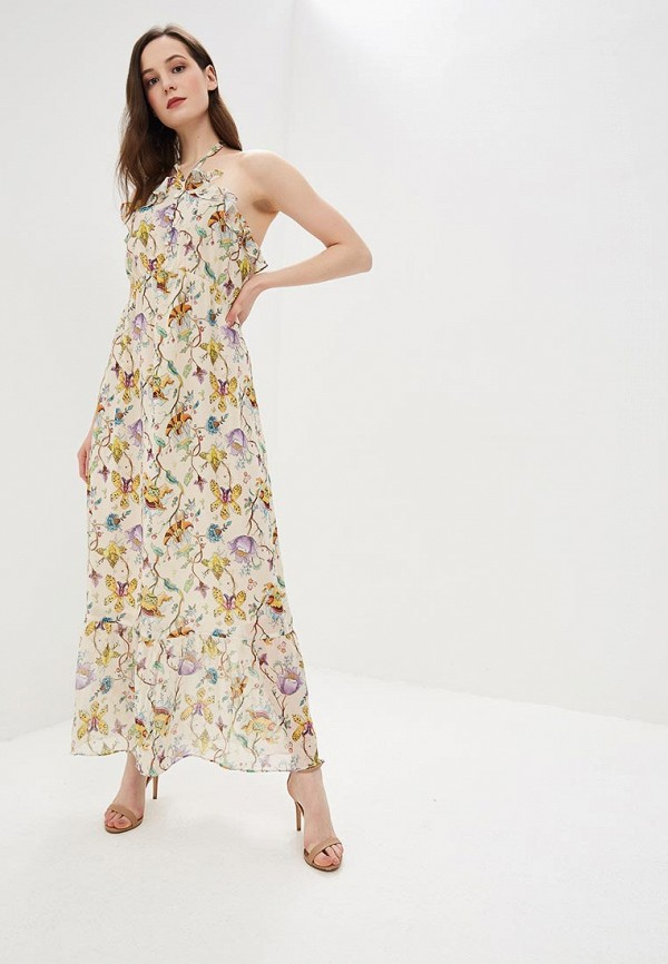 женское повседневные платье glamorous, бежевое