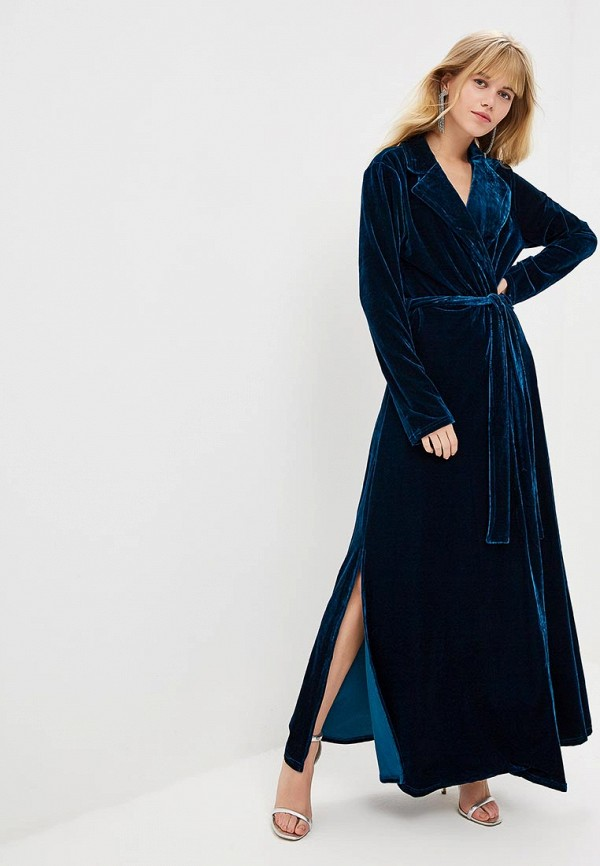 Купить Кардиган Glamorous, gl008ewcggq4, бирюзовый, Осень-зима 2018/2019