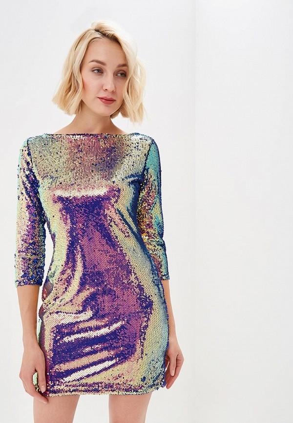 Платье Glamorous Glamorous GL008EWCGGR4 брюки glamorous glamorous gl008ewcbov6