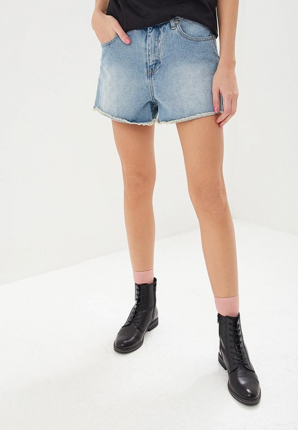Шорты джинсовые Glamorous Glamorous GL008EWCYYS2 недорго, оригинальная цена