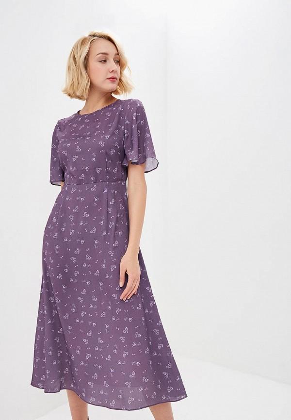 женское вечерние платье glamorous, фиолетовое