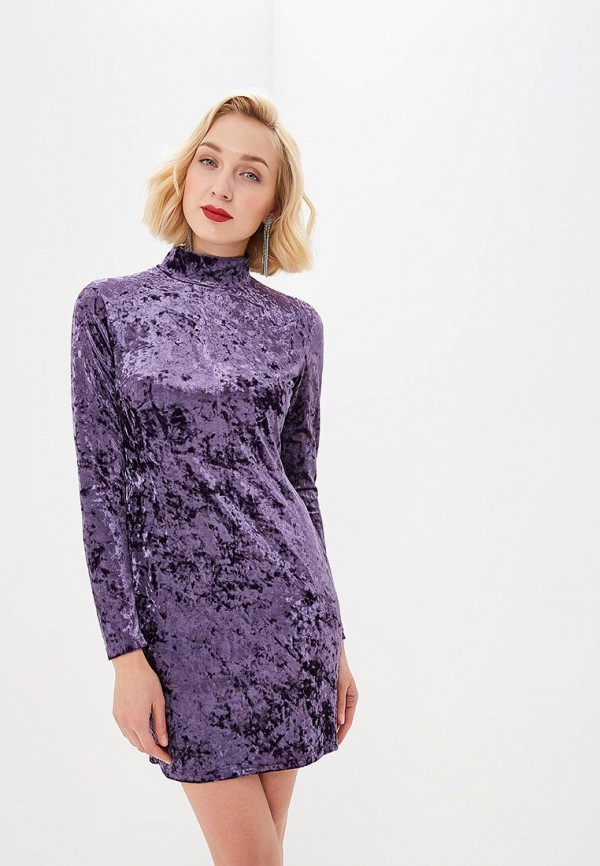 Платье Glamorous Glamorous GL008EWDJMG6 брюки glamorous glamorous gl008ewcbov6