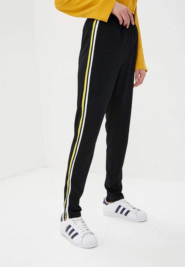 женские спортивные спортивные брюки glamorous, черные