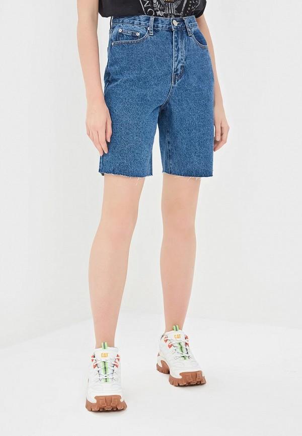 купить Шорты джинсовые Glamorous Glamorous GL008EWDJMI8 дешево