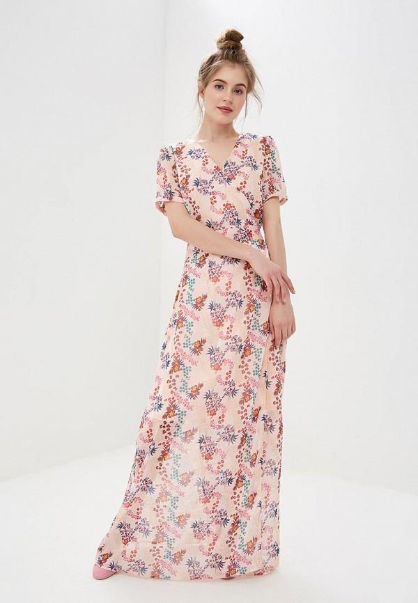 женское платье glamorous, розовое
