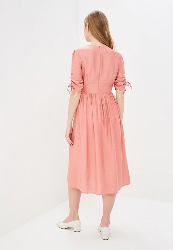 Фото 3 - Платье Glamorous кораллового цвета