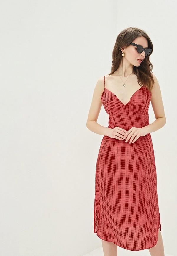 Платье Glamorous Glamorous GL008EWDJMN5 джинсы glamorous glamorous gl008eweajw5