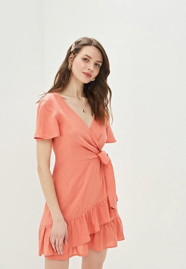 лучшая цена Платье Glamorous Glamorous GL008EWDJMO7