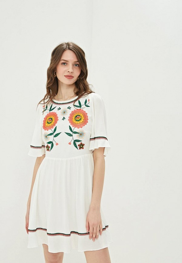 лучшая цена Платье Glamorous Glamorous GL008EWDJMP1