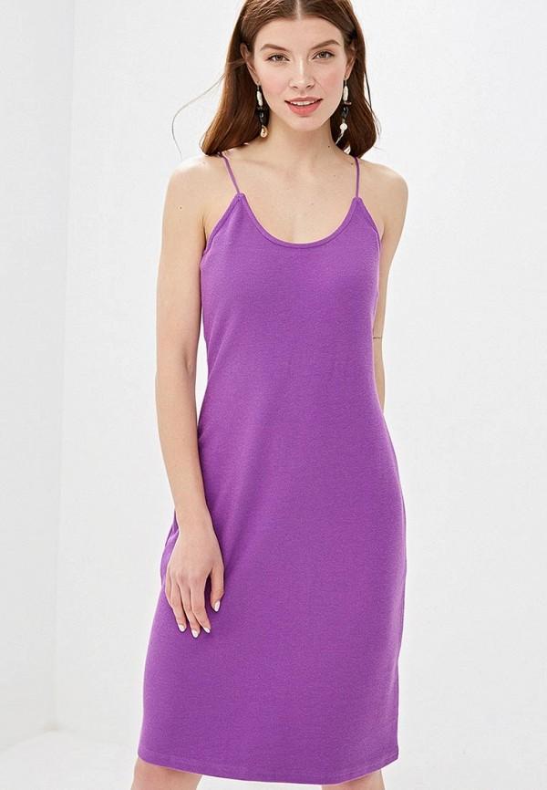 женское платье glamorous, фиолетовое