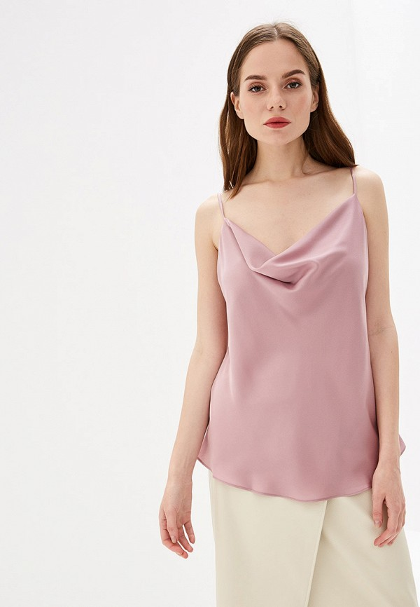 женский топ glamorous, розовый