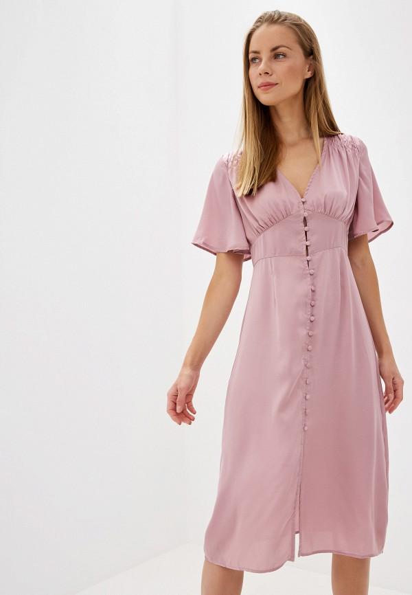 Платье Glamorous Glamorous GL008EWDJNA3 недорго, оригинальная цена