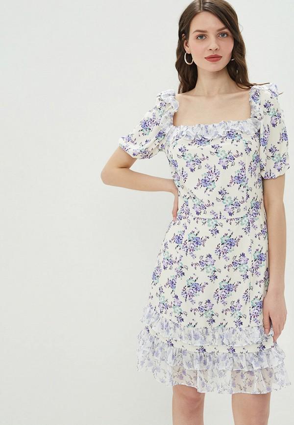 Платье Glamorous Glamorous GL008EWEMWD0 недорго, оригинальная цена