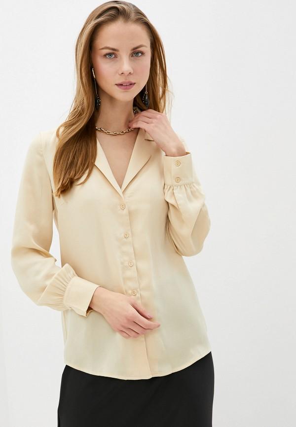 женская блузка glamorous, желтая