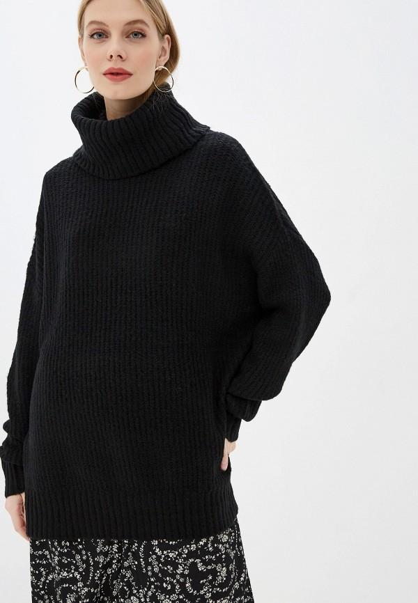 женский свитер glamorous, черный