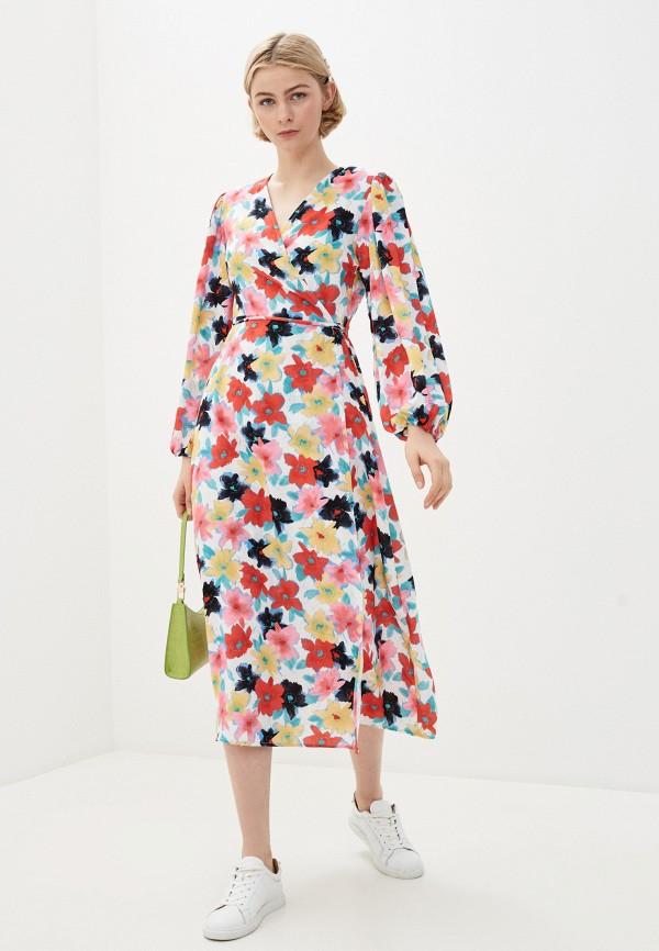 женское платье glamorous, разноцветное