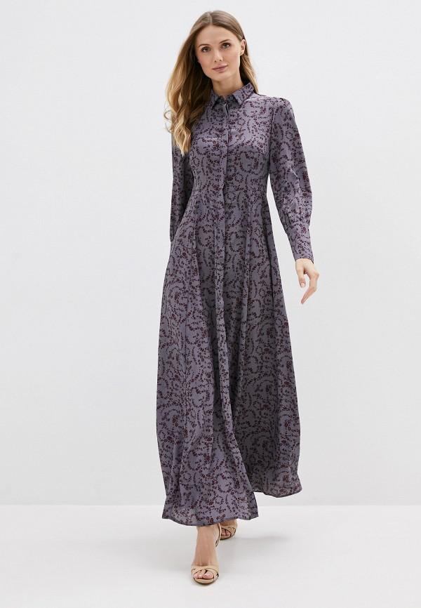 женское повседневные платье glamorous, серое