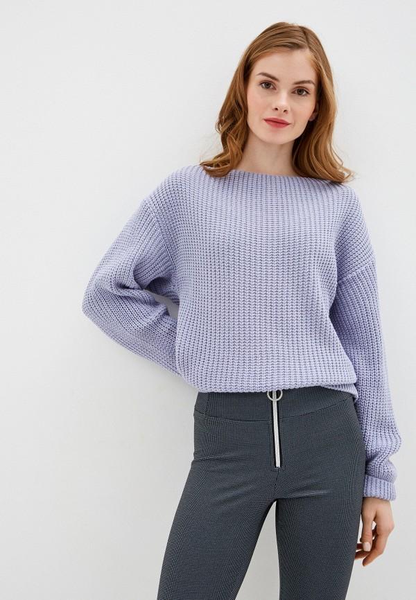 женский джемпер glamorous, фиолетовый
