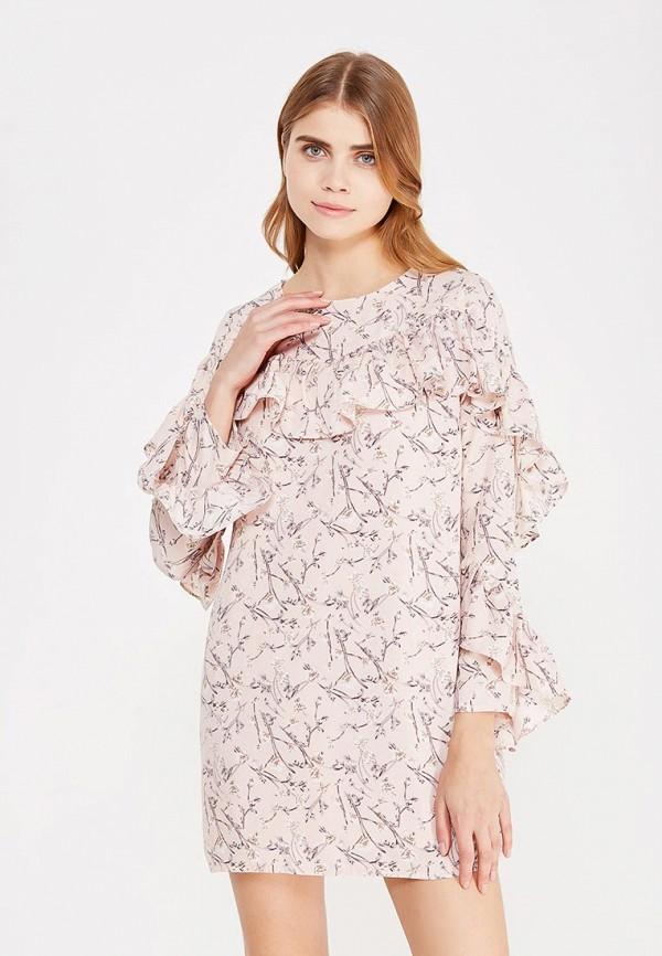 Платье Glamorous Glamorous GL008EWQPJ99 платье glamorous hp0093 coral