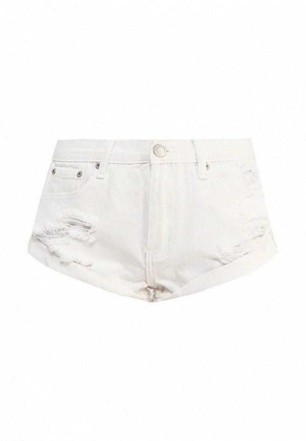 Шорты джинсовые Glamorous Glamorous GL008EWQPK68 недорго, оригинальная цена
