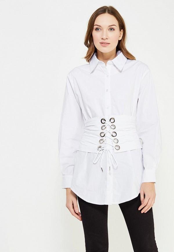 женская блузка glamorous, белая