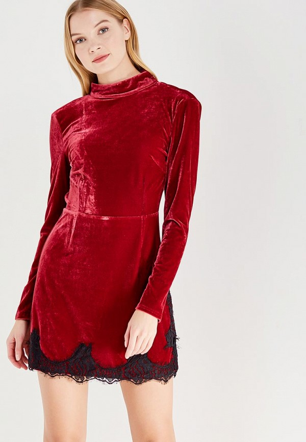 Платье Glamorous Glamorous GL008EWWNI13