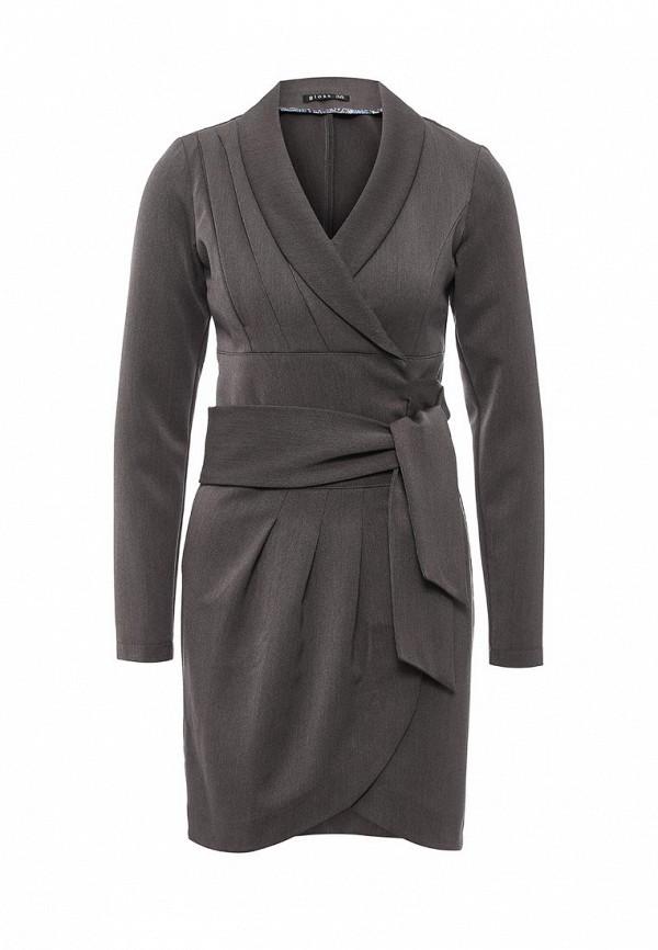 Платье Gloss Gloss GL010EWOTV52 юбка quelle gloss 1006286