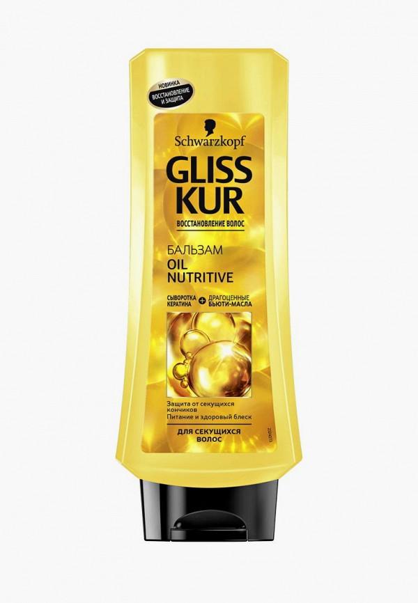 Бальзам для волос Gliss Kur Gliss Kur GL011LWBDTD6 gliss kur бальзам