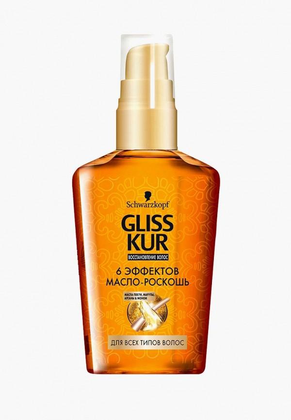 масло gliss kur